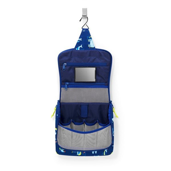 Reisenthel toiletbag kids (abc friends blue) Pipere kozmetikai táska 03