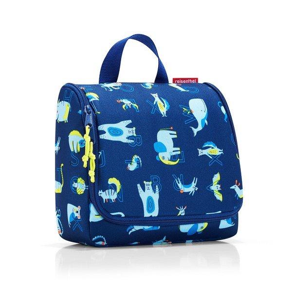 Reisenthel toiletbag kids (abc friends blue) Pipere kozmetikai táska