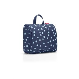 Reisenthel toiletbag XL (spots navy) Pipere kozmetikai táska