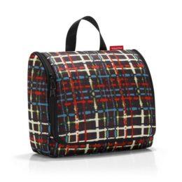 Reisenthel toiletbag XL (wool) Pipere kozmetikai táska