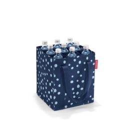 Reisenthel bottlebag (spots navy) Italhordozó