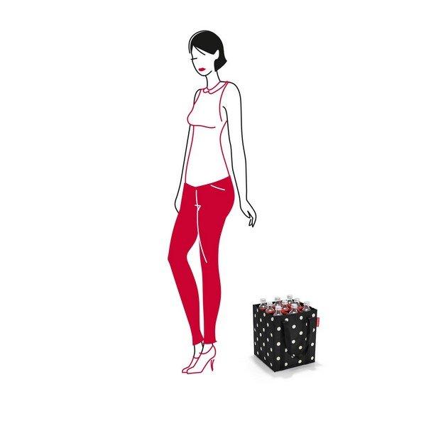 Reisenthel bottlebag (mixed dots) Italhordozó 02