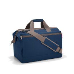 Reisenthel allrounder L pocket (dark blue) Utazó sporttáska 02